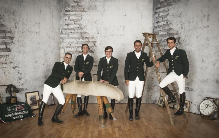Team Brazil (FEI/Richard Juilliart)