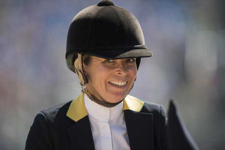 Edwina Tops-Alexander (AUS) (Photo: Richard Juilliart)