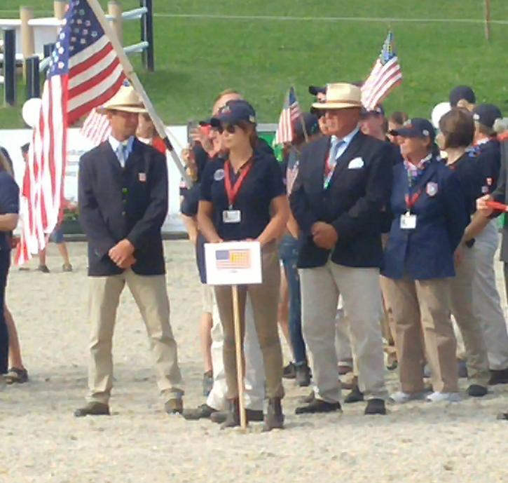 Team USA  World Single Horse Driving Championships 2016
