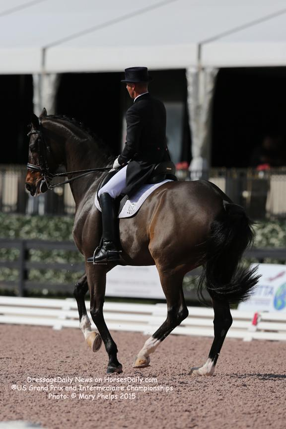 Steffen Peters and Legolas 92<br />(Photo: Mary Phelps)