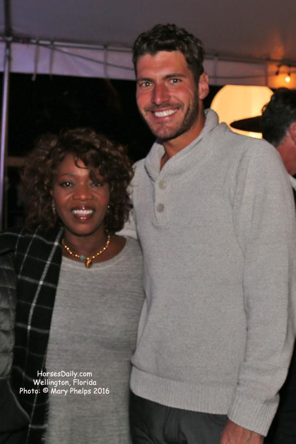 Sean Rea and Alfre Woodard(Photo: Mary Phelps)