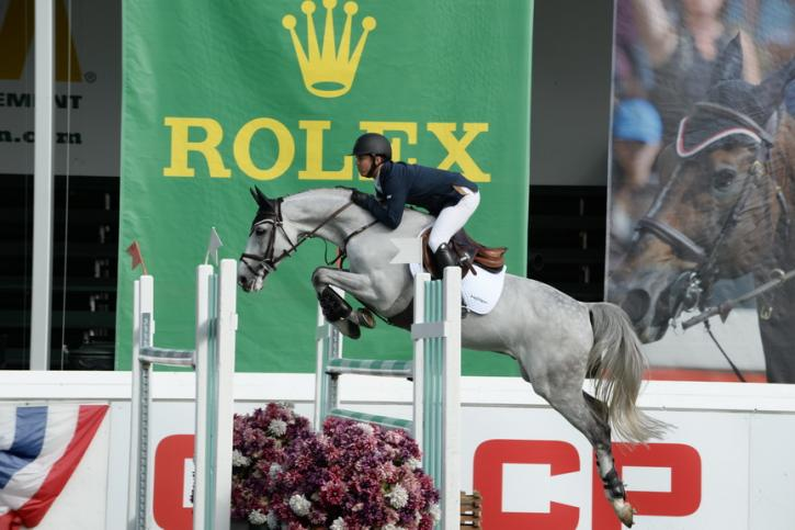 Kent Farrington and Uceko (Photo: Diana DeRosa)