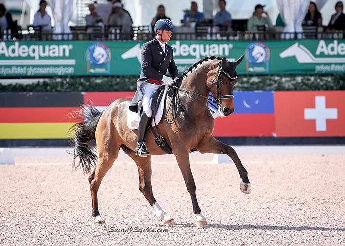 Steffen Peters and Rosamunde (Photo: SusanJStickle)