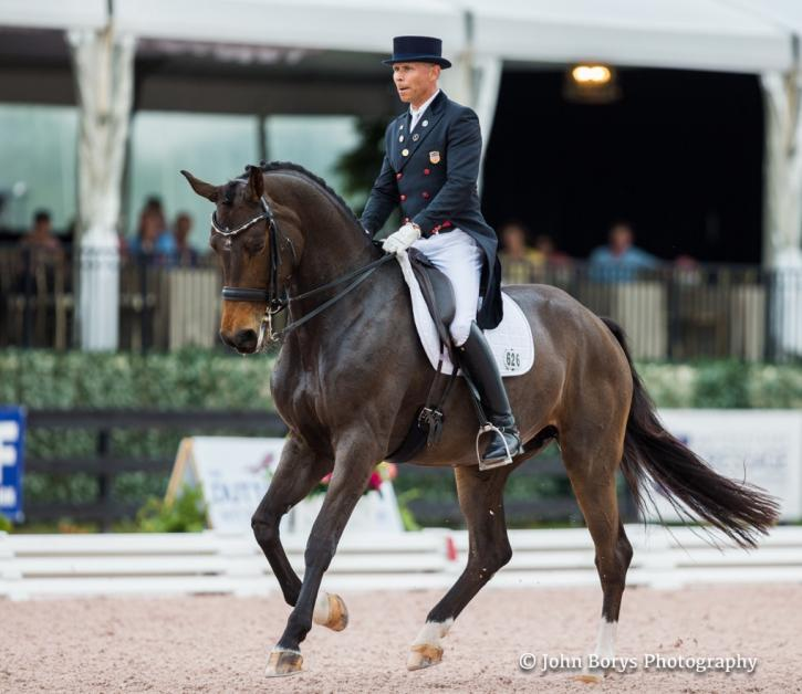 Steffen Peters and Rosamunde (Photo: John Borys Photography)