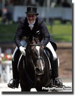 Leslie Morse and Tip Top at US Dressage Festival of Champions