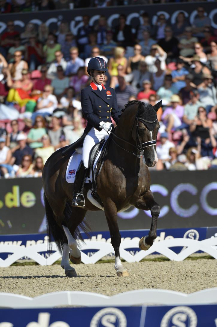 Valegro and Charlotte Dujardin. (Photo: Ridehesten.com)