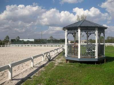 HeidiDressage, LLC - Heidi Degele's training facility (Photo: Heidi Degele)