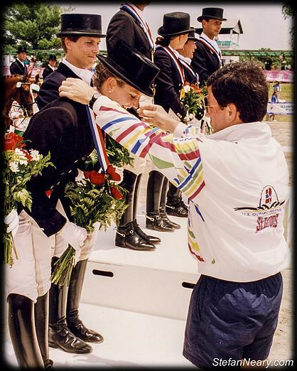 Debra Wiedmaier at the Olympic Festival 1994