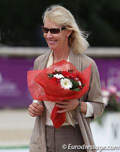 Charlotte Bredahl-Baker is the new US Dressage Assistant Youth Coach (Photo: Eurodressage.com)