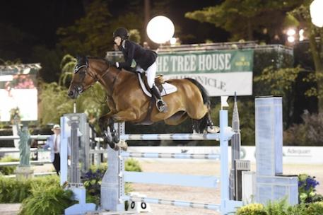 Lucy Deslauriers and Hester. Photo Credit Kit Houghton/Rolex