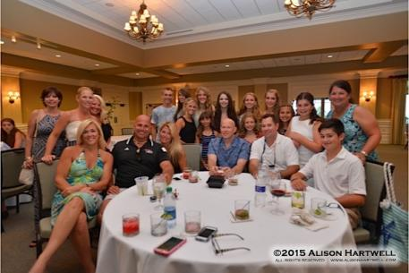 Horse show competitors and their family and friends were invited to an evening of elegance at the Annual Unbridled Affair at the Seabrook Island Club. Photo: © Alison Hartwell 2015