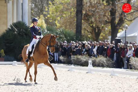 Charlotte Dujardin and BAROLO
