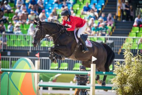 Beezie Madden and Cortes 'C', rio olympics, 2016