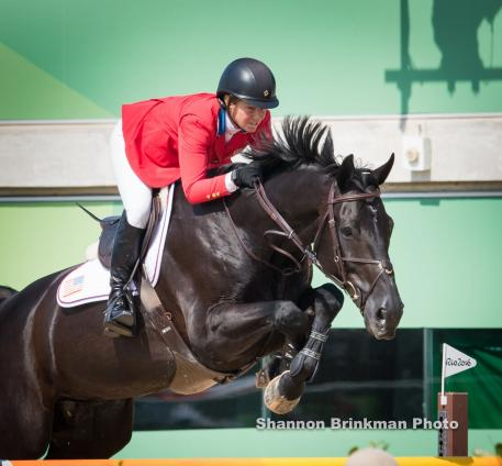 Beezie Madden and Cortes 'C', rio 2016