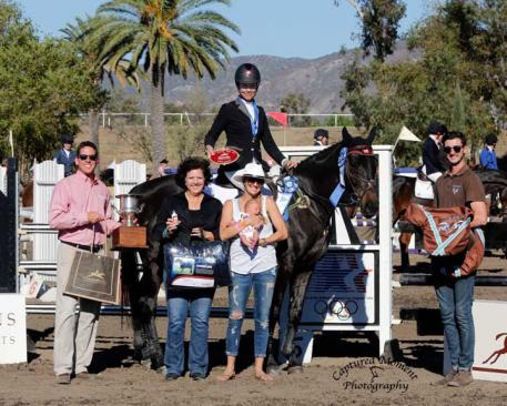 Chatwin and Tamra Smith CCI2* Champions