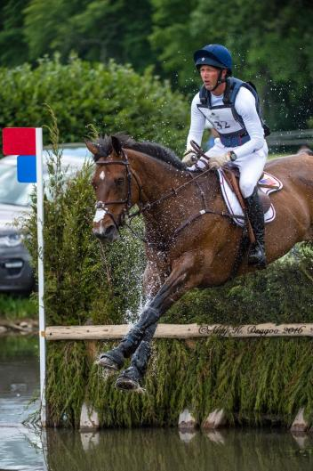 Clark Montgomery (USA) and Loughan Glen Win Individual Title