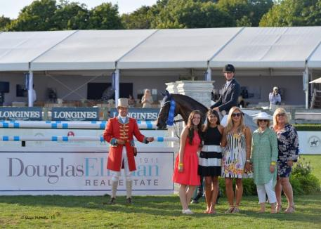 Douglas Elliman Awards Presentation, McLain Ward, HH Carlos Z