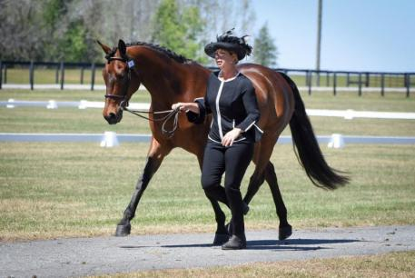 Suzy Stafford and Pvf Peace of Mind (Photo: © Shelby Allen)