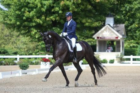 Endel Ots, Lucky Strike, The Markel/USEF Young and Developing Horse National Championships