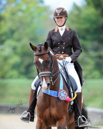 Highlife K and Danielle Gavriluk (Photo: Amy Riley)