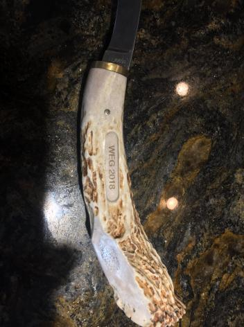 Hoof Knife by Neal Baggett
