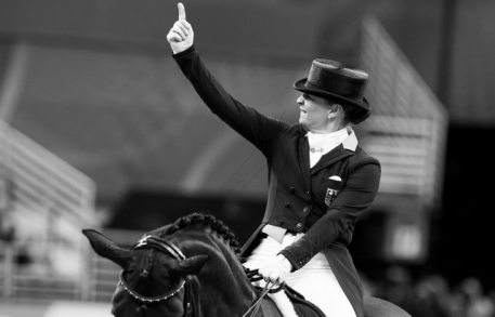 Germany's Isabell Werth, the most medalled Olympic equestrian athlete in history, will be chasing gold with Weihegold OLD at the Longines FEI European Championships.