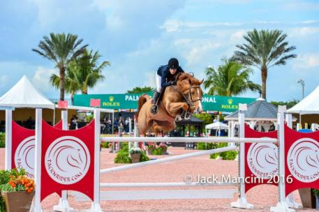 Jessica Springsteen and Tiger Lily