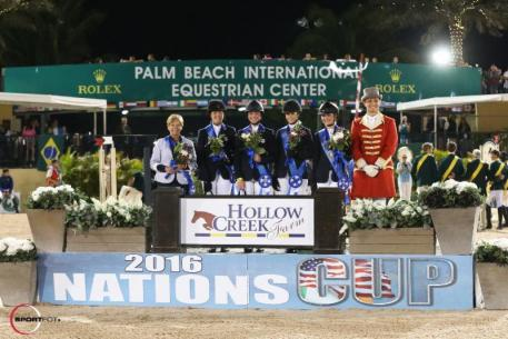 Gold medal-winning U.S. Junior Team (Sportfot)