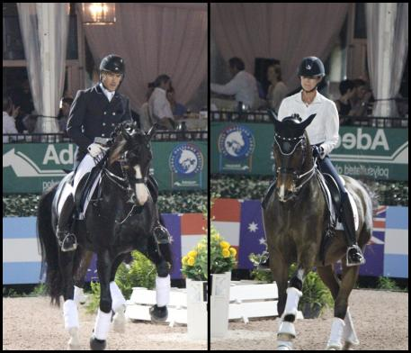 James Koford, Shannon Dueck, The Horse of Course, The Dressage Foundation
