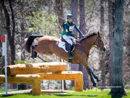 Kylie Lyman and Lup the Loop Take Top Honors in FEI CIC 2*