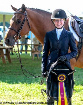 Laurel Bennett, Wish List, Swan Lake Horse Show, Quentin Fall Classic, Junior Hunters