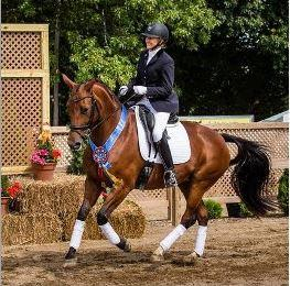 Lori Tormoehlen, Graceful Rendition HU, US Dressage Finals 2015, Adequan