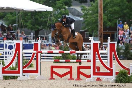 McLain Ward and HH Best Buy