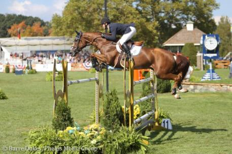 McLain Ward and HH Callas