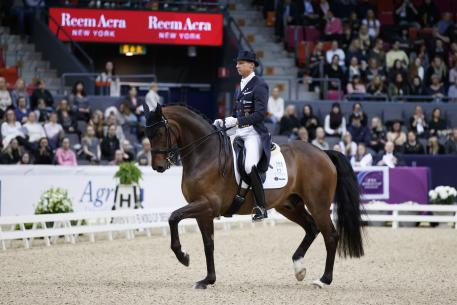 Sweden´s Patrik Kittel and Delaunay finished second in today´s FEI World Cup qualifier at Gothenburg, Sweden, moving into 9th place on the Western European League table.