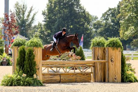 Peter Pletcher CR Beethoven USHJA International Hunter Derby Championship 2015