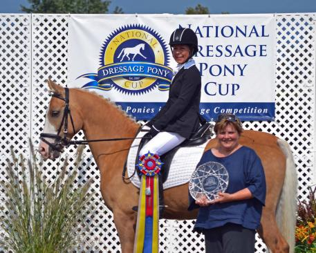 The wildly-popular National Dressage Pony Cup will return to Lexington, Ky. next July as part of the Kentucky Dressage Association's Summer Classic I & II.