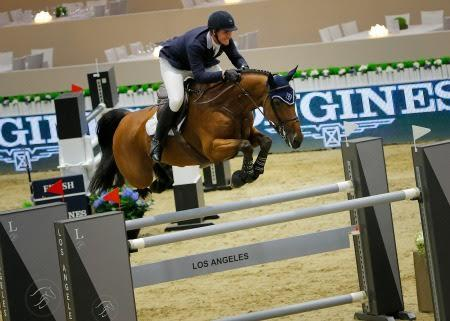 Quentin Judge - usa - HH Fyloe - Longines Masters - 2015, Showjumping
