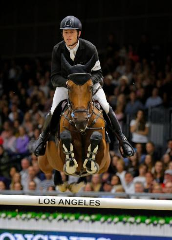 scott brash, usa, hello my lady, longines masters 2015, los angeles