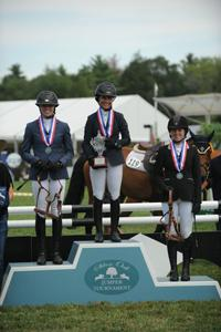 Sima Morgello, Addison Gierkink, Ali Tritschler, Jumper, Silver Oak Jumper Tournament