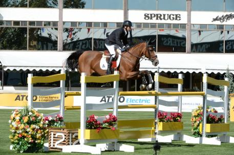 Eric Lamaze(CAN) and Fine Lady 5