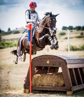 Tamara Smith and Mai Baum competing at the 2018 American Eventing Championships (AEC). (Photo: Shannon Brinkman Photography)