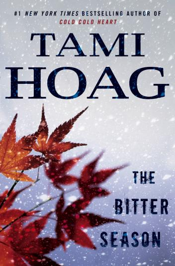 Tami Hoag's newest release, The Bitter Season will be available to at ShowChic's January Shop Talk (photo courtesy of the author).
