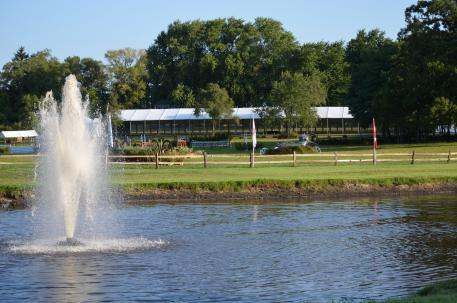Annali-Brookwood Farm is the gorgeous setting for the Chicago Hunter Derby. Photo Chicago Equestrian.