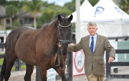 Kai Handt, Julia Handt's NTEC Royal Dancer, Roxanne Trunnell (USA). (Photo: (C)Lindsay Y. McCall)