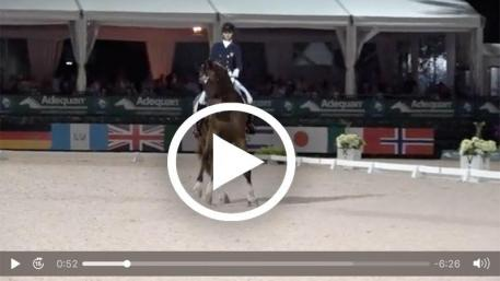 Watch Laura Graves and Verdades' winning freestyle test. (Video courtesy of Richard's Equine Video)