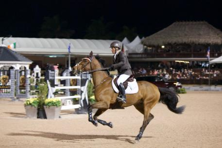 Saturday Night Lights, Grand Prix, Show Jumping, Palm Beach International Equestrian Center