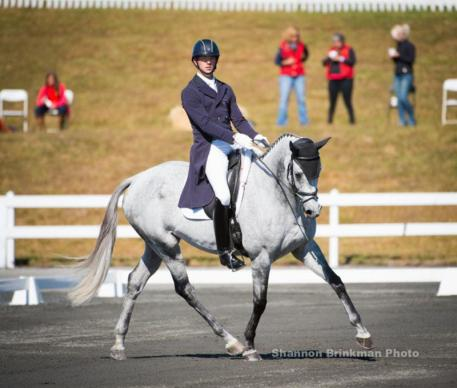 William Coleman III and Tight Lines take over lead of CCI**