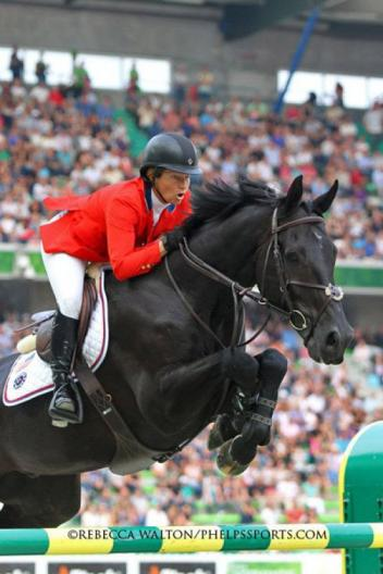Beezie Madden, double Bronze medalist at the World Equestrian Games. Photo by Rebecca Walton