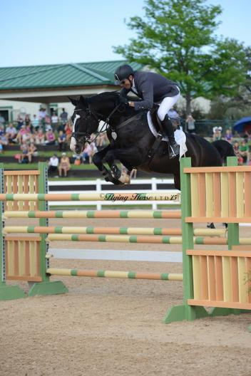 Bjorn Ikast and Colorado (Photo: Flying Horse Photography)